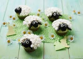 Easter Decorated Cupcakes by Recipe Cupcake Sheep Sainsbury U0027s