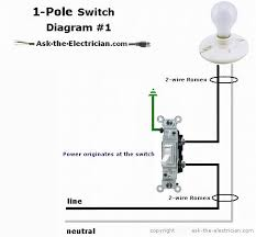 a double pole switch to gfci wiring diagram combination double