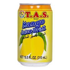 Tas Mango order tas mango juice drink 310ml today asian mart nz