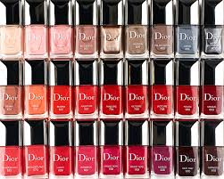 the best new summer pedicure shades dior vernis gel shine nail