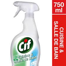magasin cuisine et salle de bain cif nettoyant nettoyant mnager crme rcurer citron cif cif le