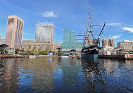 shows swimming in baltimore inner harbor waters