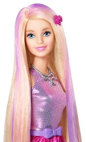 barbie color style doll
