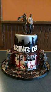 walking dead cake ideas are these the most amazing birthday cakes you ve seen