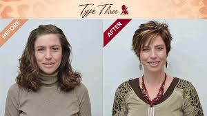 carol tuttle type 3 hairstyles candice is on fire in her type 3 before after check out the
