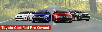 toyota certified pre owned cars toyota certified pre owned cars trucks and suvs in ramsey nj