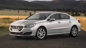 peugeot cars models peugeot 508 allure 2016 review carsguide