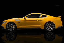 are 2015 mustangs out yet saleen rolls out 320 black label the most refine and powerful