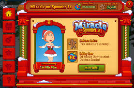 event menu miracle on spooner street family guy addicts
