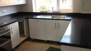 Jewsons Laminate Flooring Black Laminate Worktops With Matching Upstand Kitchen Worktops