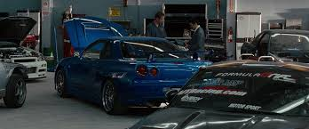 nissan skyline fast and furious 6 image brian u0027s skyline installing the tracker png the fast