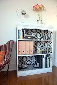 How To Make A Cheap Bookcase East 2 Malinda U0027s Black U0026 White Bookcase Wallpaper Bookshelf
