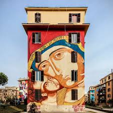 mr klevra street art murals in italy 2015 graffiti street art mr klevra has been super busy since then so we caught up the italian artist to see what he s been up to