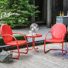 Bouncy Patio Chairs by Outdoor Come Back Popular Retro Patio Chairs Design Ideas And