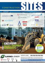 construction sites june issue no 119 by qatar construction