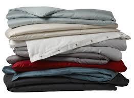 coyuchi sateen organic cotton duvet cover u0026 reviews wayfair