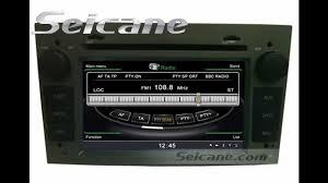 2006 2012 opel antara aftermarket sat nav auto a v stereo with 3