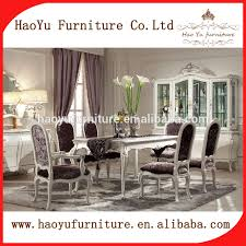 Luxury Dining Room Chairs Classic Luxury Wooden Dining Room Set Classic Luxury Wooden