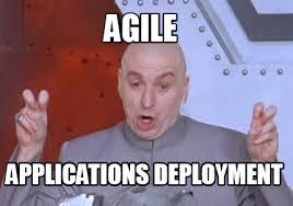 Agile Meme - meme creator agile applications deployment meme generator at
