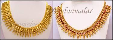 kerala necklace gold designs jewellry s website