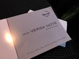 nissan versa manual transmission for sale used 2016 nissan versa sv hatchback 9 690 00