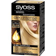 Sho Syoss buy syoss oleo permanent intensive color 5 92 bright