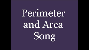 Area And Perimeter Worksheets 4th Grade Perimeter Area Song Youtube