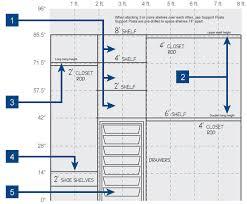 Closetmaid Shelf Track System Wire Shelving Jpg