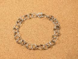how to make a beaded chain bracelet 7 steps with pictures
