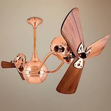 3 head ceiling fan 52 matthews irene 3 blade walnut bronze hugger ceiling fan 7c843