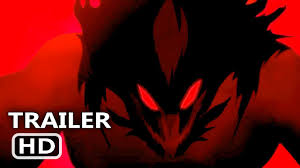 devilman devilman trailer 2018 japanese animation netflix tv show hd