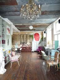 recycled chandeliers mecho i love the combination of the old corrugated tin ceiling