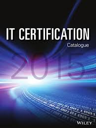 it certification catalogue 2015 by john wiley and sons issuu