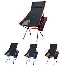 outdoor design portable lightweight folding camping stool chair