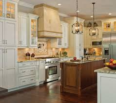 aspen kitchen island traditional kabinart kitchen shown in hampton on maple with an