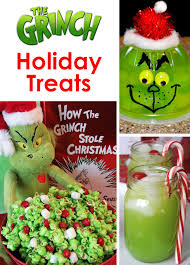 Christmas Treats The Best Grinch Christmas Treats For A Holiday Party