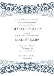wedding invitation cards wedding invitation template