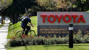 sales of toyota sprawling former toyota headquarters campus in torrance is up for