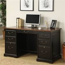 Flat Computer Desk Riverside Furniture Computer Desks Cymax Stores