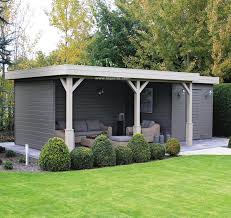 Garden Summer Houses Scotland - lugarde summerhouses log cabins and gazebos of top quality