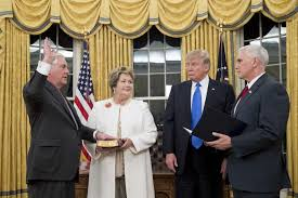 What Is A Government Cabinet Secretary Of State Rex Tillerson U0027s 180 Million From Exxon A