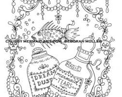 coloring book downloads funky fairy ballerina