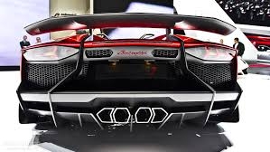 Lamborghini Veneno Back View - lamboghini aventador j right side view the prindiville