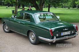 roll royce green 1967 rolls royce silver shadow 2 door saloon by mulliner park ward