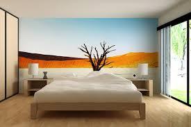 papier peint trompe l oeil chambre papier peint chambre et pourquoi pas un papier peint trompe l œil