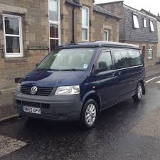 vw transporter t5 jerba cromarty campervan lwb t32 2 5 tdi manual