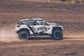 peugeot dakar 2016 morocco test for peugeot 3008 dkr ahead of dakar bow asc