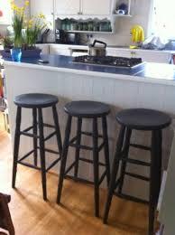 annie sloan painted bar stools u2014 angela bunt creative