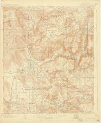 Maps San Diego Sdag Online Historical Topographic Maps San Diego County