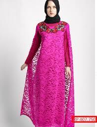 Baju Muslim Brokat baju muslim brokat syar i fashion trend 2018